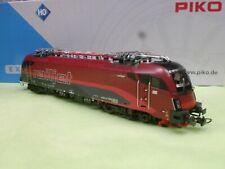 PIKO 59916 - OBB Locomotiva elettrica Taurus Rh E.190 Railjet ep.VI - HO