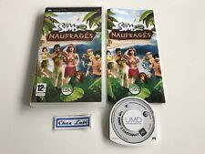 Les Sims 2 Naufragés - Sony PSP - PAL FR - Avec Notice