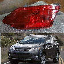 1Pcs Rear Fog Light Bumper Reflector Lamp Right Side For Toyota RAV4 2013-2015
