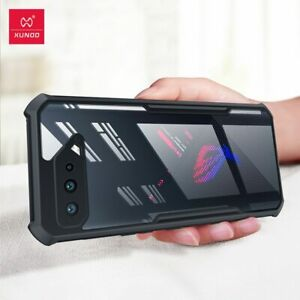 For Asus ROG Phone 5 Pro / 5 Ultimate Cases Shockproof Airbag Bumper Cover NEW