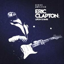 Eric Clapton - Life in 12 Bars Documentary OST - New 2CD Album - Pre Order 8/6