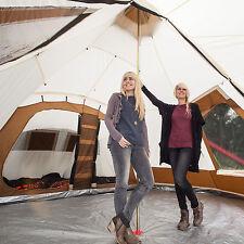 skandika Navaho Teepee Desert Pyramid Indiana Family Group Tent 2 Sleeping 5000