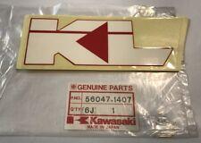 Adesivo  - Mark  - Kawasaki KL600 NOS: 56047-1407