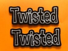 Morale Patch TWISTED party favor fathers day Gift hat man cave Uget2 #1164