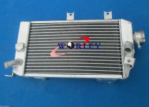 aluminum Radiator FOR Kawasaki KLR650 KLR 650 2008-2014 2009 2010 2011 2012 2013