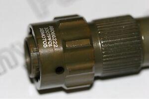 AB0662221007PF01 AB Audio Miniature Bayonet Lock In-Line 7 Pin Plug
