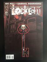 Locke & Key #1 2008 First Printing Original Joe Hill IDW Comic Book 1st Print NM
