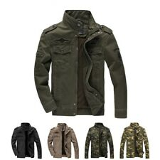 Airsoft Men's Jacket Casual Coats Air Force 1 Tactical Military Jackets Overcoat