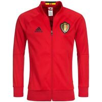 Adidas Belgique Anthem Veste Rouge Haut de Survêtement Kbvb National Team XS