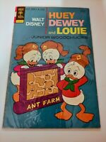 HUEY, DEWEY AND LOUIE JUNIOR WOODCHUCKS #25 Gold Key Comics 1974