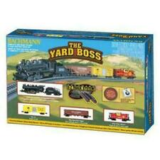 Bachmann Yard Boss Ready To Go Electric Train Set N Scale - Multi-Color (24014)