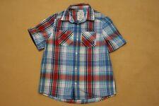 Tom Tailor! Chices Hemd Jungen Gr. 140