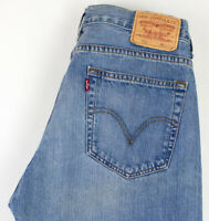 Levi's Strauss Hommes 759 Jeans Jambe Droite Taille W32 L32 AGZ797