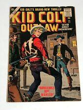Kid Colt Outlaw #71 Atlas Comics 1957 GD/VG