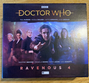 The Eighth Doctor: Ravenous  4 (Doctor Who - The 8th Audio CD Book