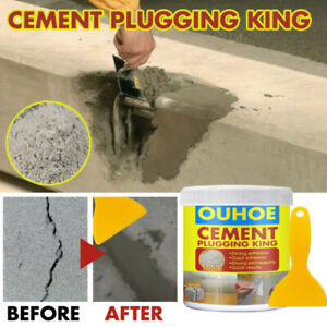 Ground household quick-drying plugging cracks mortar house glue cement