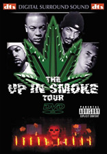 The Up In Smoke Tour 2000 Dr Dre / Snoop Dogg / Eminem DVD Brand 2009