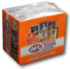 2014 AFL Teamcoach Trading Card Game Sealed Box Of 36 Packets Free Post