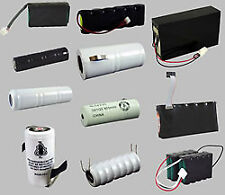 Replacement Battery For Cardioline 17000509, Ar600 Ecg , R&D Batteries 6112
