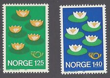 Norway, SC # 688-689 Mint NH, 1977