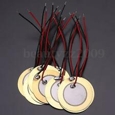 10PCS Piezo Disc Electronic Transducer For Acoustic Guitar Mandolin Ukulele