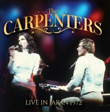 the carpenters: live in japan 1972                                            CD