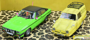 Scalextric Only Fools And Horses Twin Pack Boxed Set 1/32 Slot Cars C4179A