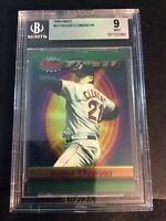 1994 Topps Finest #217 Roger Clemens FIN BGS 9 Graded Boston Red Sox Original