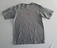 MLB Boston Red Sox Boys Women's? Large 12-14 T-Shirt Gray Genuine Merchandise YU