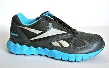 New REEBOK Vibe Tech Women's Running Shoes Size 6 (M) Retail $80.00 Gray/Blue