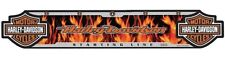 Harley Davidson Flames HD Throw Line Darts Starting line 61954 w/ Free Shipping