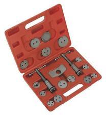 SEALEY  VS0282 Brake Piston Wind-Back Tool Kit 18pc  x 1
