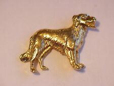 Irish Setter Dog Pin or Welsh Springer Spaniel Beautiful Pin - be Great Gift!