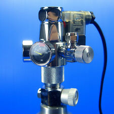 ISTA Co2 Pressure Regulator Magnetic Valve - Adjustable Solenoid Plant Fish Tank