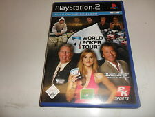 PlayStation 2  PS 2  World Poker Tour