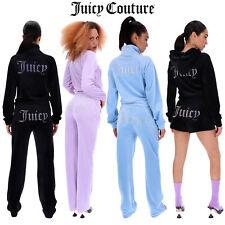 Juicy Couture Womens Tamia Shorts Tanya Track Top Tina Joggers Velour Loungewear