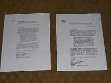 1 Beatles  Butcher Cover Recall Letters 1 Color or 1 Black/ White