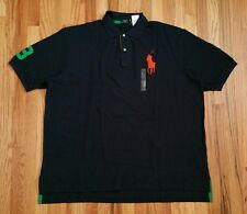 Polo Ralph Lauren Sz 3XB Mens Big/Tall Big Pony Mesh Classic Shirt  THESPOT917