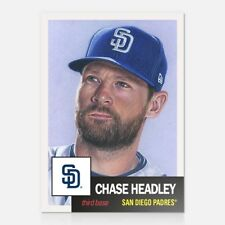 2018 Topps Living Set #24 Chase Headley