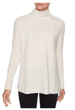 magaschoni 100% Cashmere White Sweaters for Women for sale