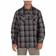 5.11 Tactical Men's Peak Long Sleeve Shirt, 100% Peached Cotton, Style 72469