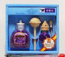 Gauss Air Freshener Decent Aroma Diffuser - Lavender Scent - 50 ml + 10 ml