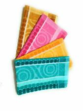 Towels Cotton Colors 300 GSM 4 Piece Cotton Hand Set Multi color