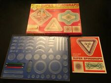 Vintage Kenner's Super SPIROGRAPH  No.2400 Sealed New Old Stock 1969