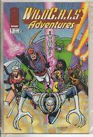 Image Comics Wildcats Adventures #1 September 1994 Wildstorm NM