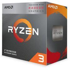 AMD Ryzen 3 3200 G 3.6GHz Quad Core AM4 CPU