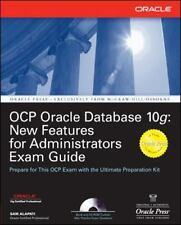 OCP Oracle Database 10g: New Features for Administrators Exam Guide (Osborne