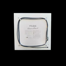1x PULSAR ChromaPanel 600 24v LED RGB 60cm Chroma Mood Tile DJ Stage Lighting #1