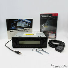 Becker Indianapolis BE7922 CD MP3 WMA Navigationssystem Komplettpaket AUX-IN Set