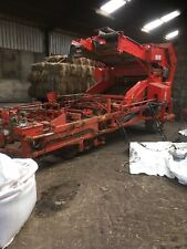 More details for frame and canopy /sheet/cover for grimme gb potato harvester bagging potatoes